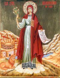 Image of St Blandina
