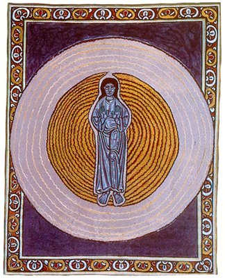 Hildegard's Vision of the Trinity