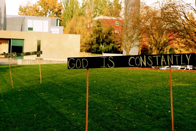 """""""God is Constantly Coming Out to Us,"""" Seattle University"""