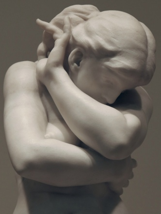 "Auguste Rodin, ""Eve after the Fall,"" 1886"