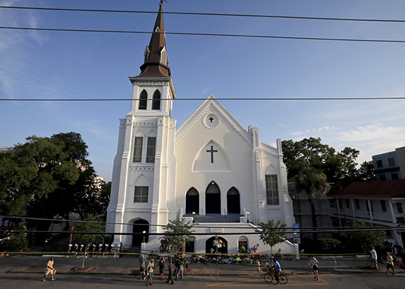 Confessing Our Vicious History: White Catholics and Violence Against Black Churches